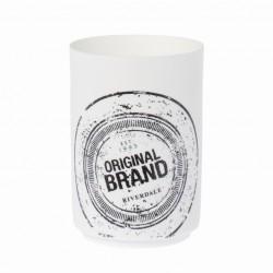 Riverdale Sfeerl. Original Brand white 11cmAB