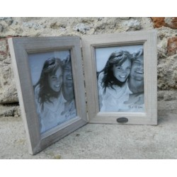 Leuk houten fotolijst 13X18cm