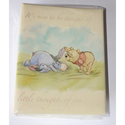 Winnie the Pooh fotoalbum