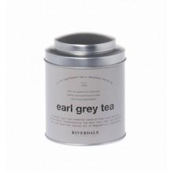 Riverdale Blik Earl Grey Tea grey 12cm