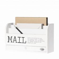 Postbakje Mail white 30cm